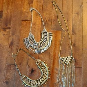 Lucky Brand necklaces